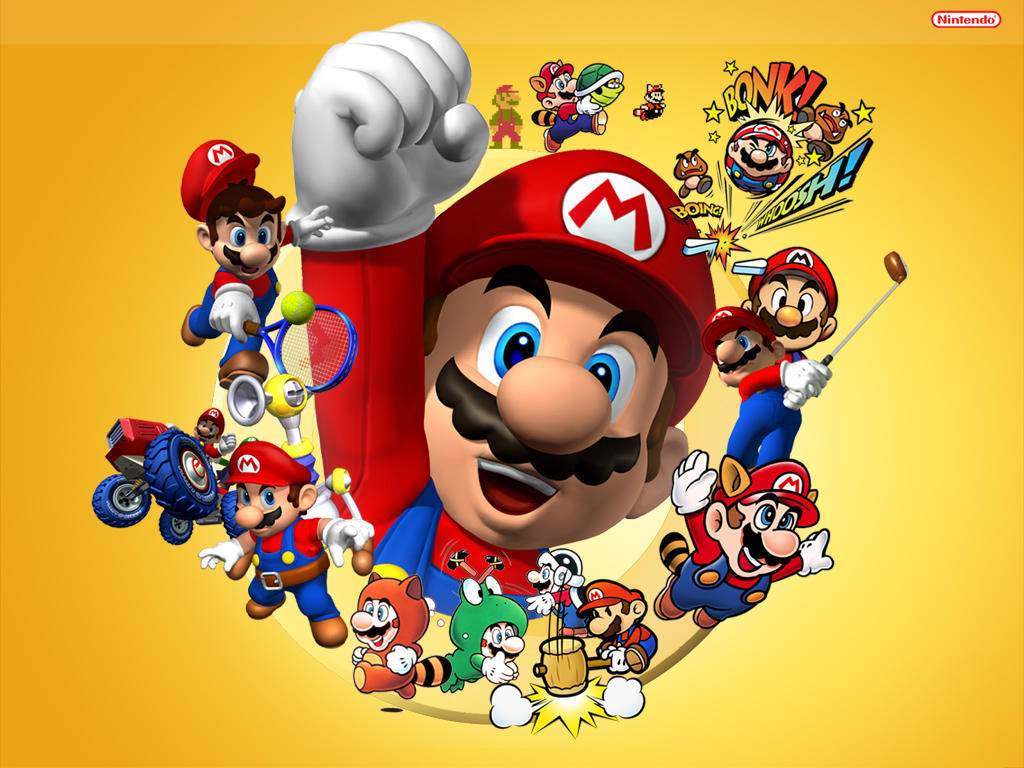 Mario Memories