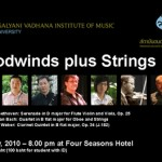 Woodwinds plus Strings Concert