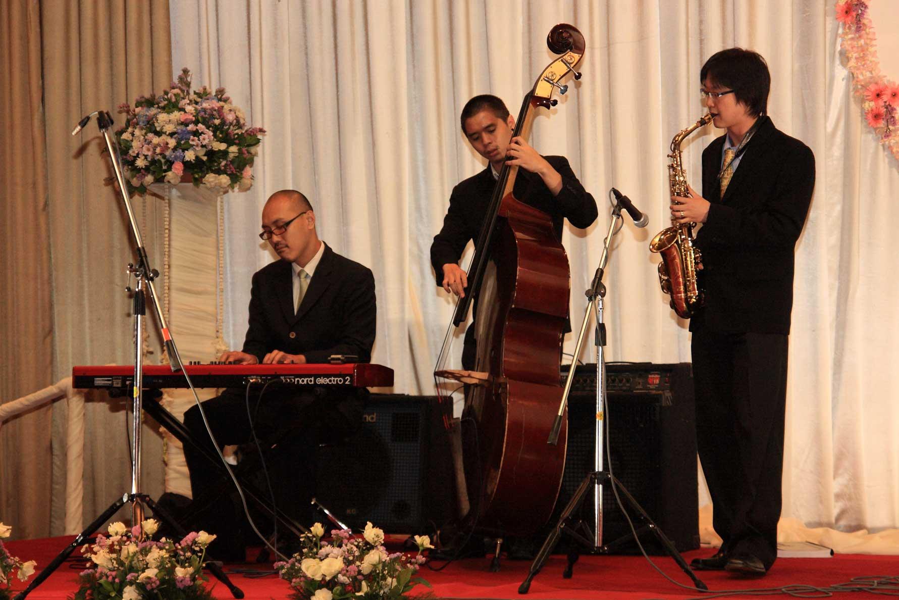 Trio Band วงดนตรี 3 ชิ้น