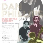 Dan Phillips Jazz Guitar Concert